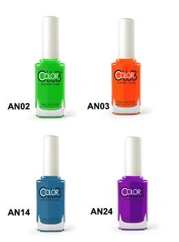 Color Club Nail Lacquer Polish
